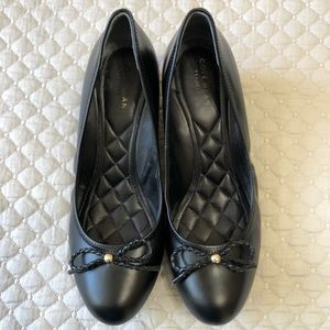 Cole Haan Shoes - Cole Haan Tali Wedges, sz 9
